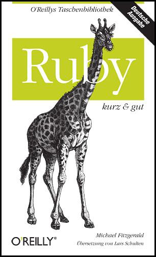 Ruby - kurz & gut - Michael Fitzgerald
