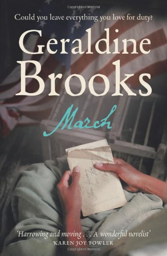 March. A Love Story in a Time of War - Geraldine Brooks