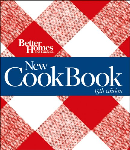 Better Homes and Gardens New Cook Book (Better ...