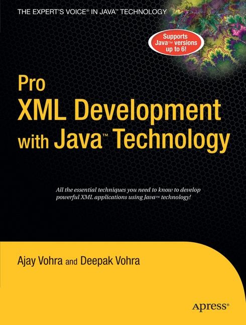 Pro XML Development with Java Technology: From ...