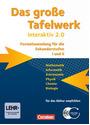 Das große Tafelwerk interaktiv 2.0: Formelsammlung für die Sekundarstufen I und II - Matthias Felsch [inkl. CD-ROM]