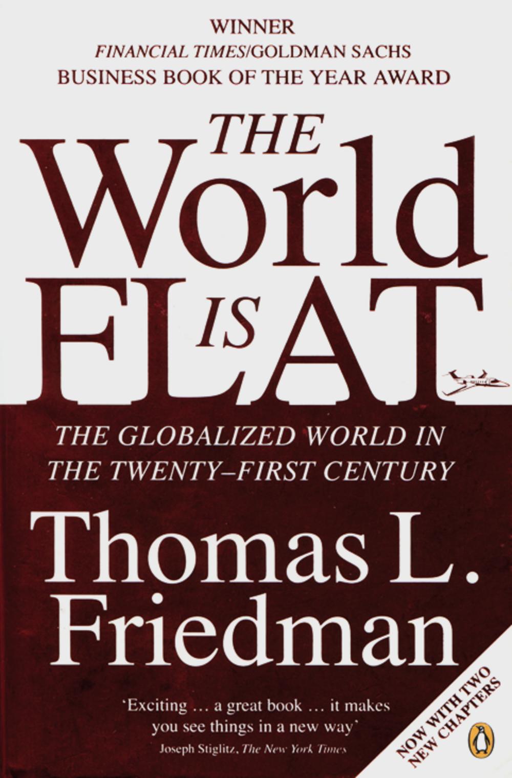 The World is Flat. The Globalized World in the Twenty-First Century. Englische Lektüre für das 5. Lernjahr. Mit Vokabelb