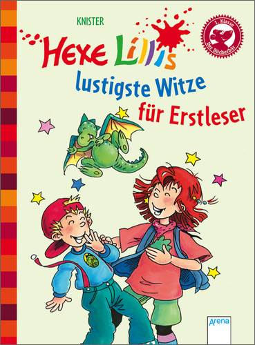 Hexe Lillis lustigste Witze für Erstleser - Kni...