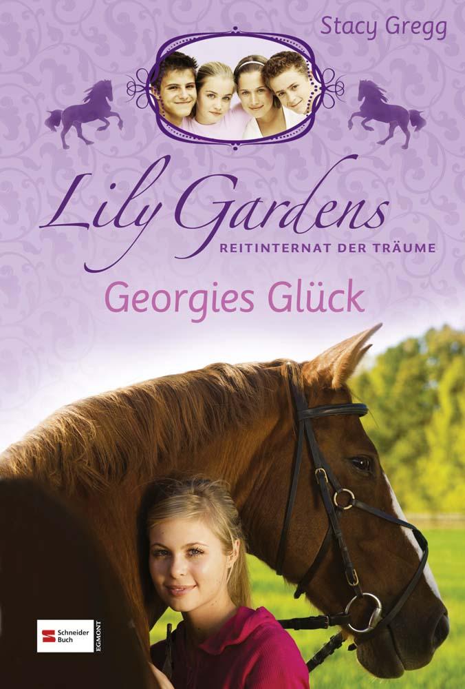 Lily Gardens, Reitinternat der Träume, Band 03:...