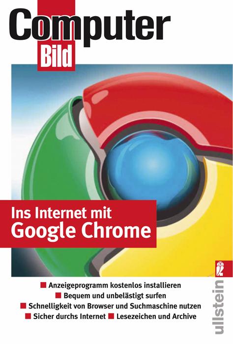 Ins Internet mit Google Chrome: Anzeigeprogramm...