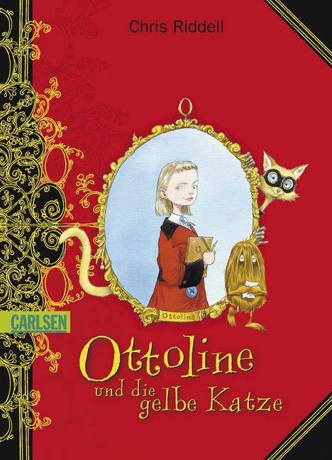 Ottoline und die gelbe Katze - Chris Riddell