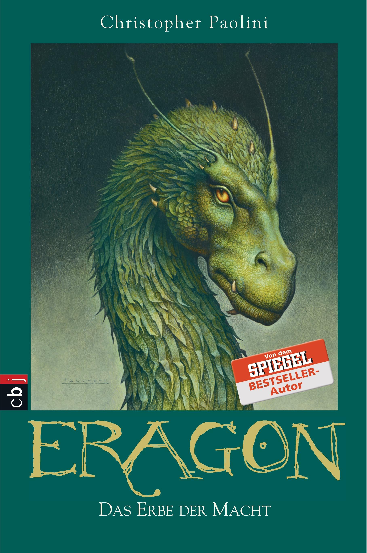 Eragon: Band 4 - Das Erbe der Macht - Christopher Paolini [Gebundene Ausgabe]