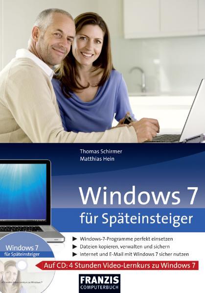 Windows 7 für Späteinsteiger: Windows-7-Program...