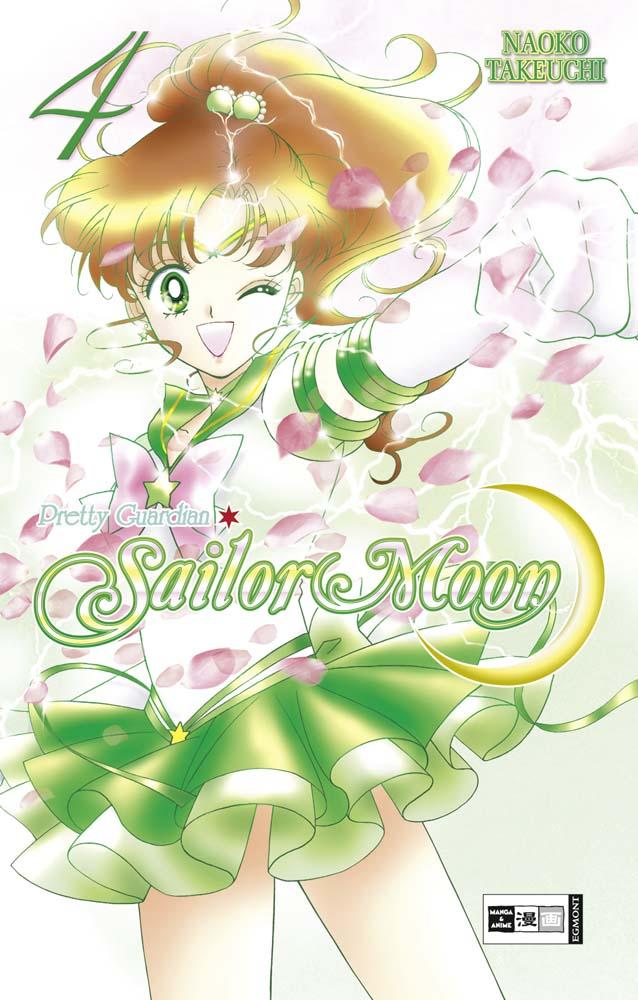 Sailor Moon 04: Pretty Guardian - Naoko Takeuchi