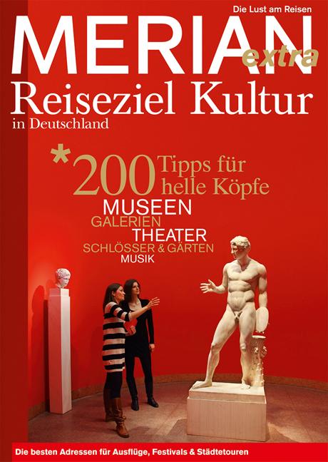 MERIAN extra Reiseziel Kultur: in Deutschland (...