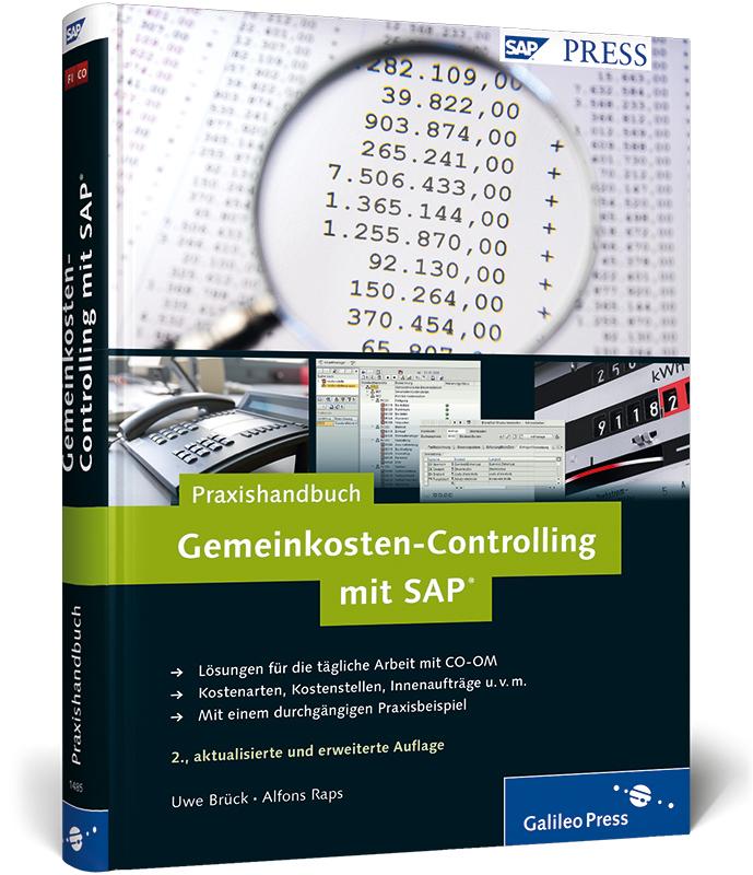 Praxishandbuch Gemeinkosten-Controlling mit SAP...
