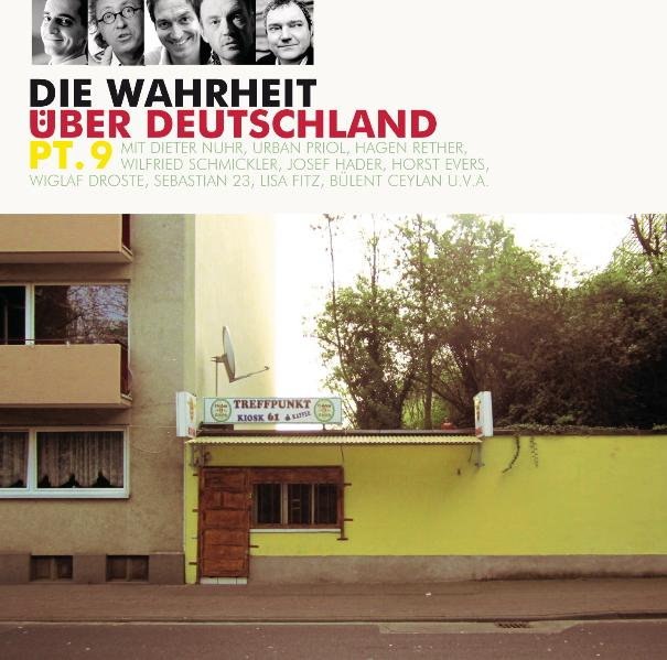 Die Wahrheit über Deutschland pt. 9: WortArt - Various