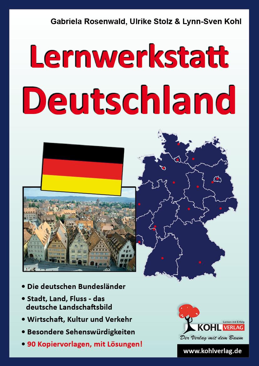 Lernwerkstatt Deutschland (Ausgabe SEK I): Die ...