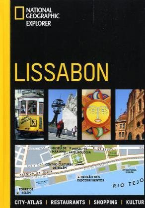 Lissabon: City-Atlas. Restaurants. Shopping. Ku...