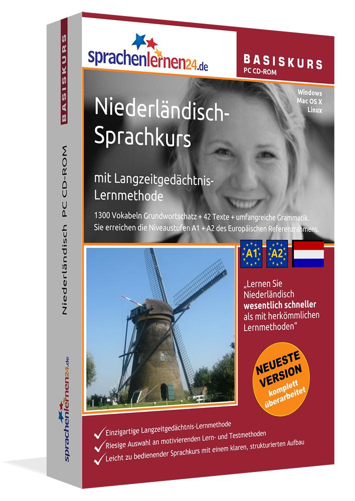 Sprachenlernen24.de Niederländisch-Basis-Sprach...
