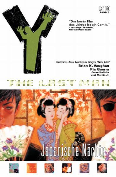 Y - The Last Man, Bd. 8: Japanische Nächte - Brian K. Vaughn