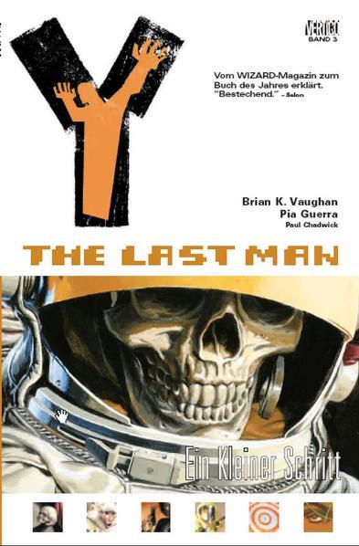 Y - The Last Man, Bd. 3: Ein kleiner Schritt - Brian K. Vaughan