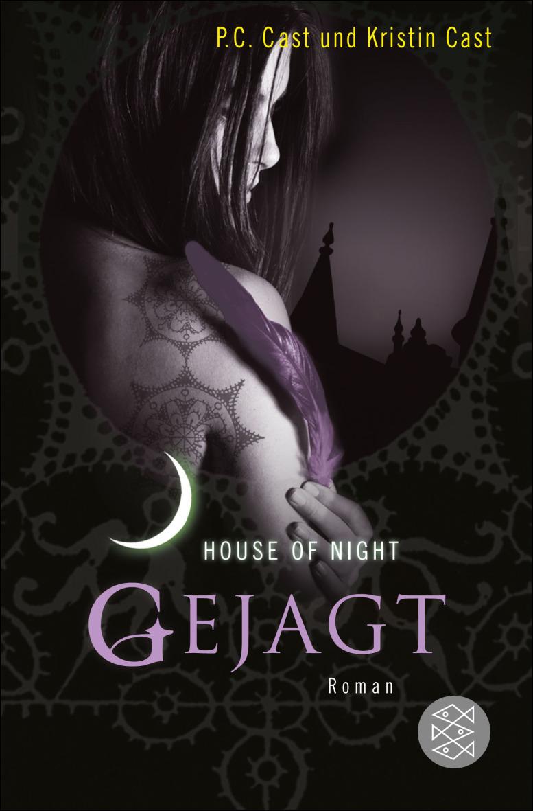 House of Night 05. Gejagt - P. C. Cast