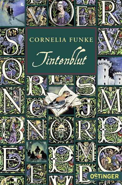 Tintenwelt: Band 2 - Tintenblut - Cornelia Funke [Taschenbuch]