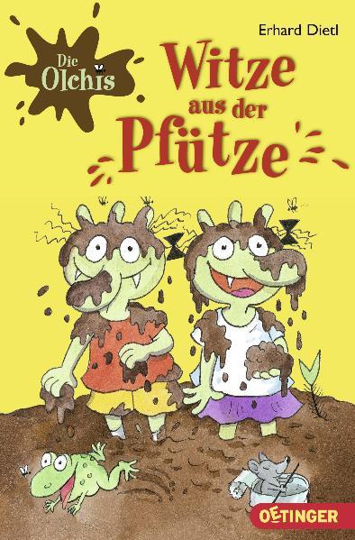 Witze aus der Pfütze - Erhard Dietl