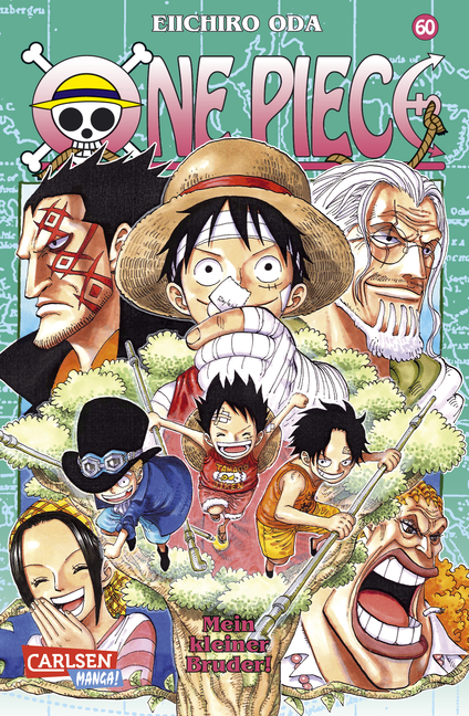 One Piece, Band 60 - Eiichiro Oda
