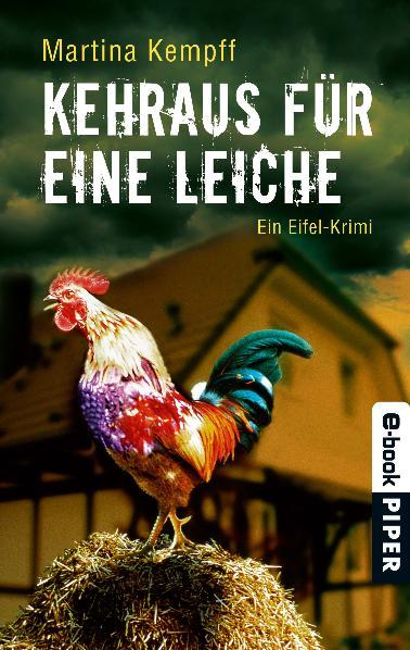 Kehraus für eine Leiche: Ein Eifel-Krimi - Martina Kempff