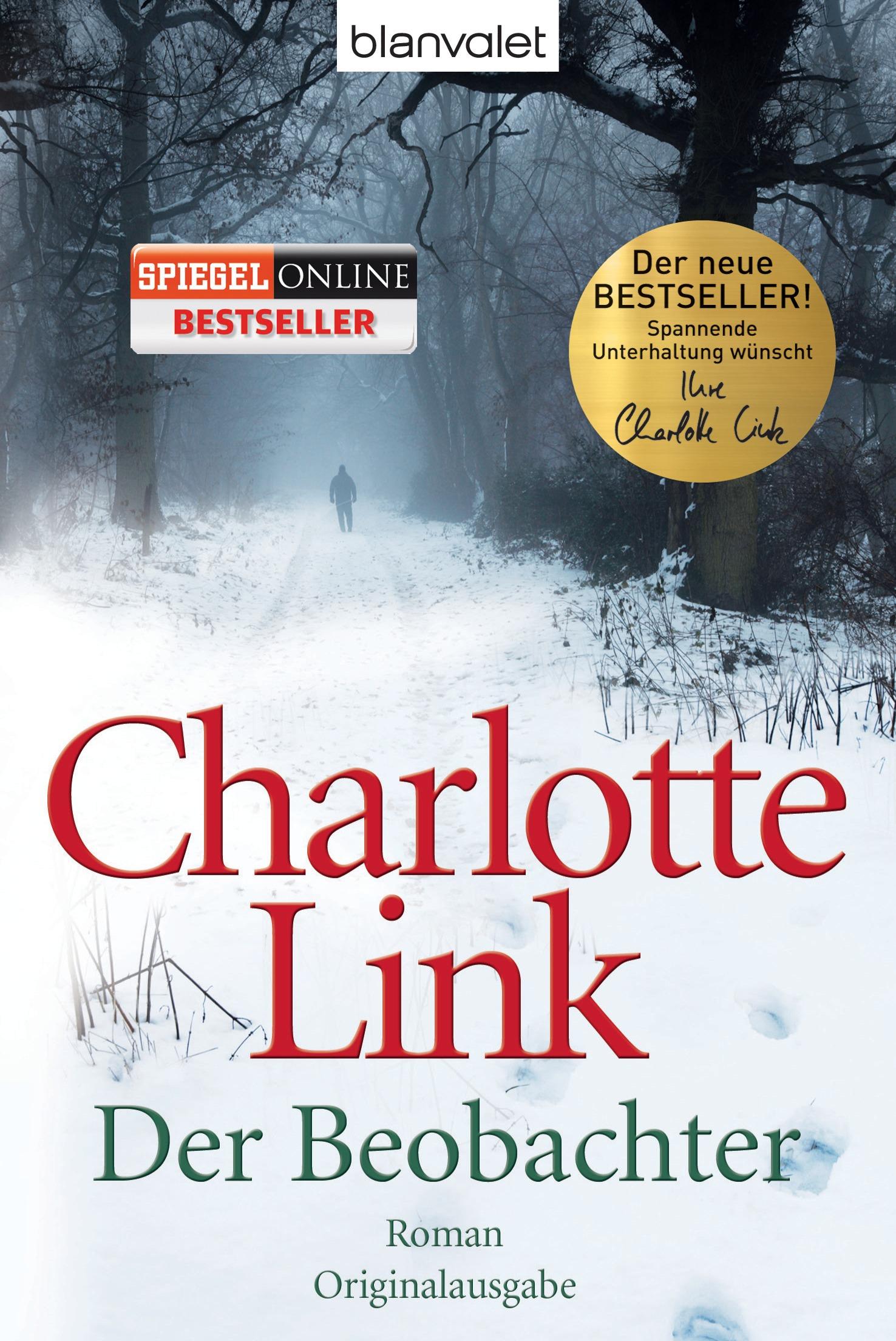 Der Beobachter - Charlotte Link [Taschenbuch]