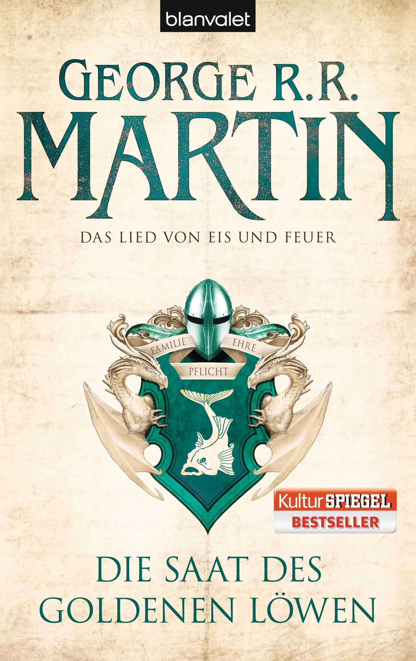 Das Lied von Eis und Feuer: Band 4 - Die Saat des goldenen Löwen - George R.R. Martin