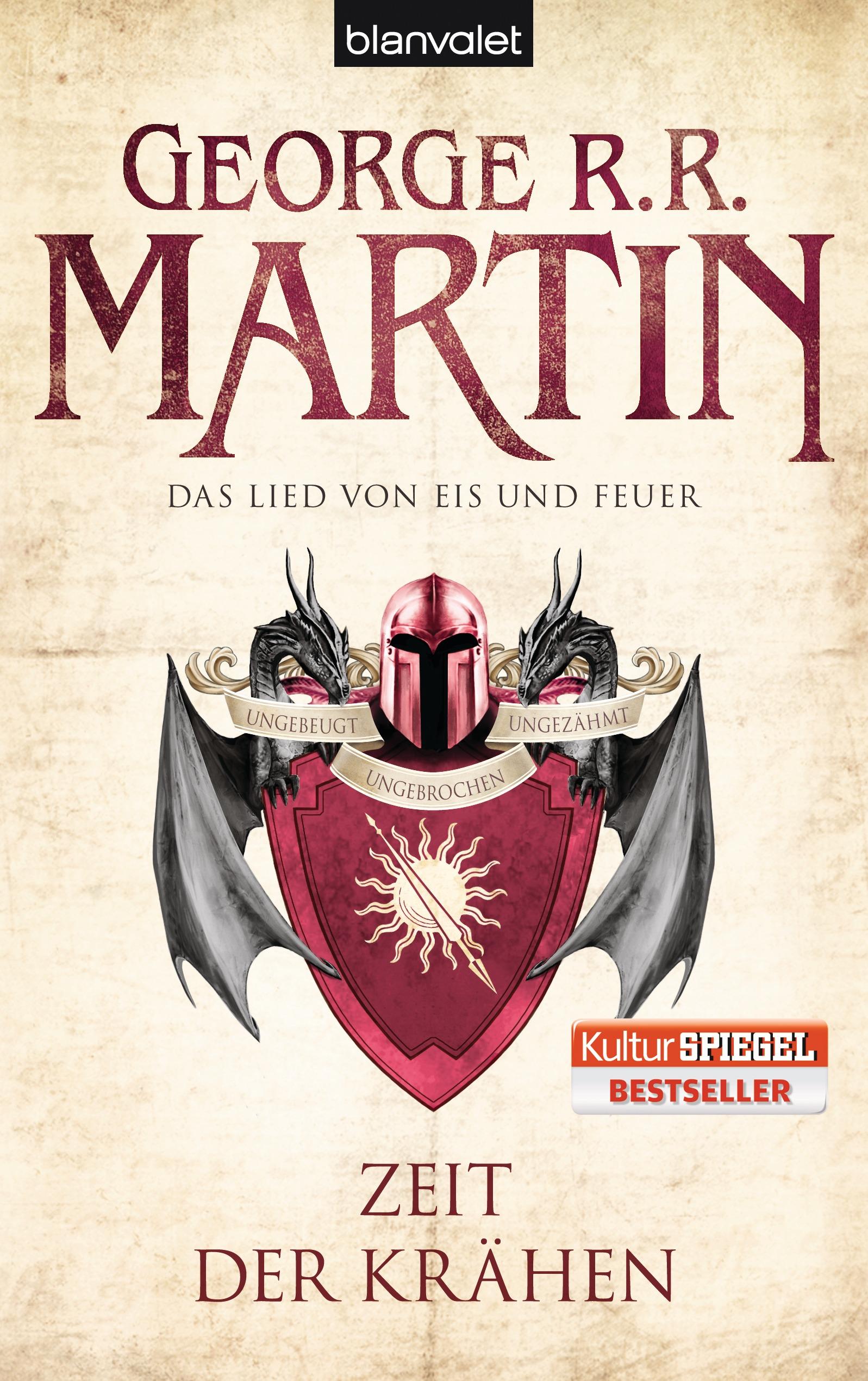 Das Lied von Eis und Feuer: Band 7 - Zeit der Krähen - George R.R. Martin