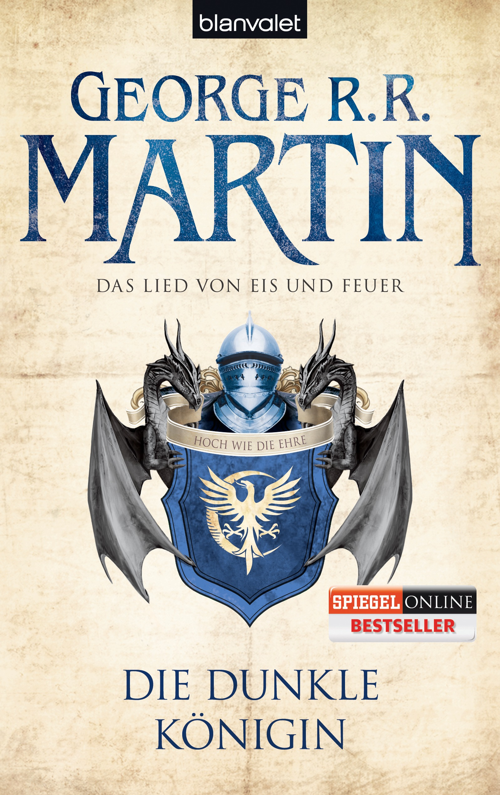 Das Lied von Eis und Feuer: Band 8 - Die dunkle Königin - George R.R. Martin