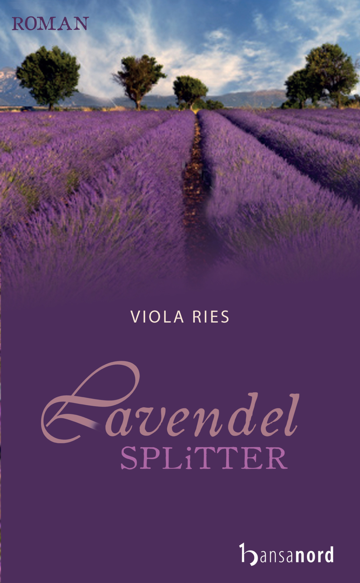 Lavendelsplitter - Viola Ries