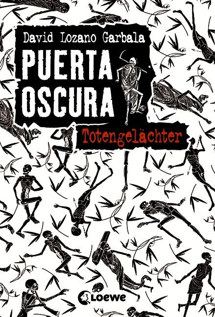 Puerta Oscura 2. Totengelächter - David Lozano Garbala