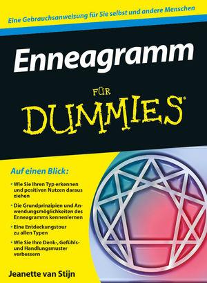 Enneagramm für Dummies - Jeanette van Stijn