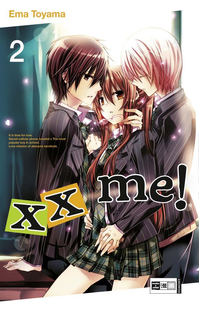 xx me! 02 - Ema Toyama
