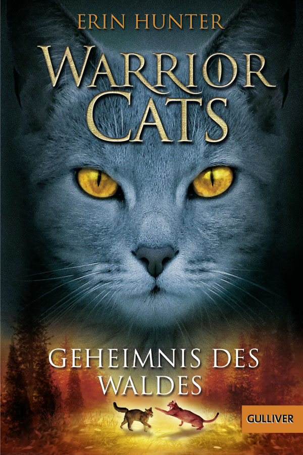 Warrior Cats 03. Geheimnis des Waldes - Erin Hunter