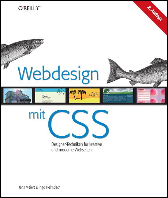 Webdesign mit CSS: Designer-Techniken für kreat...
