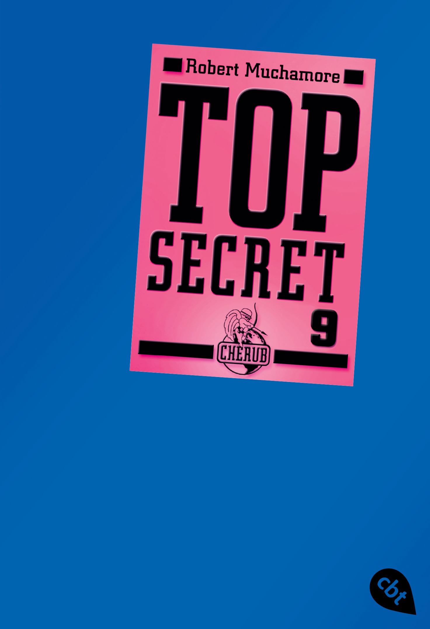 Top Secret - Der Anschlag - Robert Muchamore