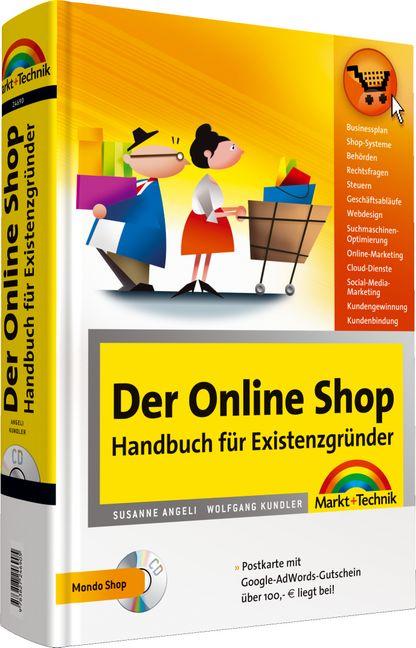 Der Online Shop - Handbuch für Existenzgründer ...