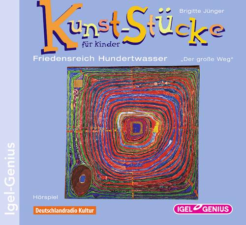 Kunst-Stücke für Kinder 06. Friedensreich Hunde...