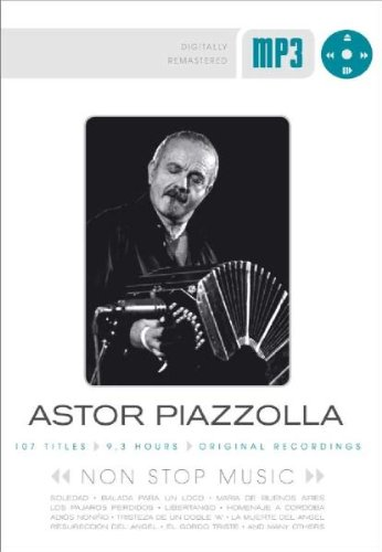 Astor Piazzolla - Non Stop Music-Mp3