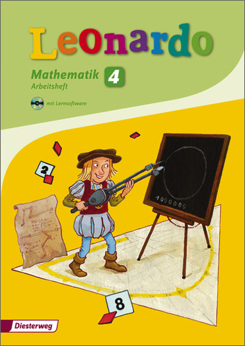 Leonardo 4. Arbeitsheft mit CD-ROM (2009): Ausgabe 2009 - Doris Mosel-Göbel