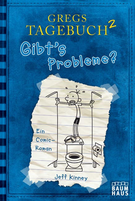 Gregs Tagebuch - Band 2: Gibt´s Probleme? - Jeff Kinney