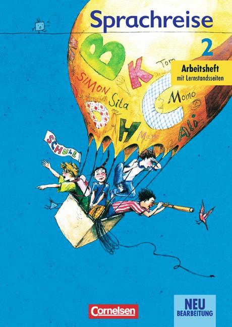 Sprachreise - Neubearbeitung: 2. Schuljahr - Ar...