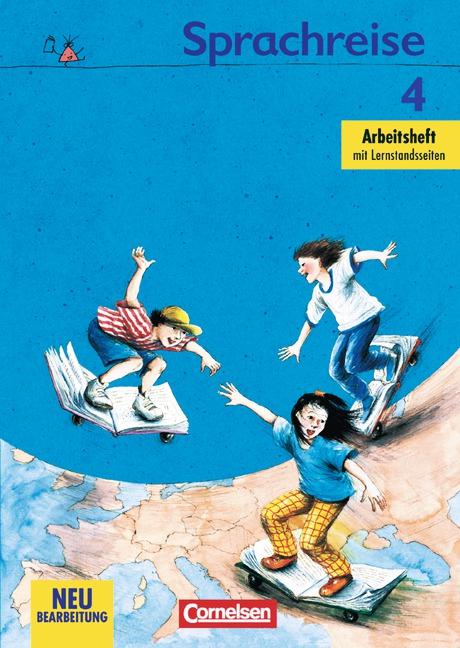 Sprachreise - Neubearbeitung: 4. Schuljahr - Ar...