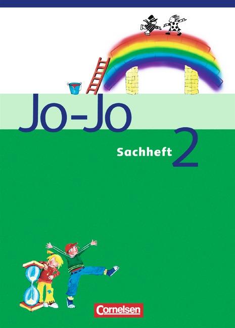 Jo-Jo Heimat- und Sachunterricht - Östliche Bun...