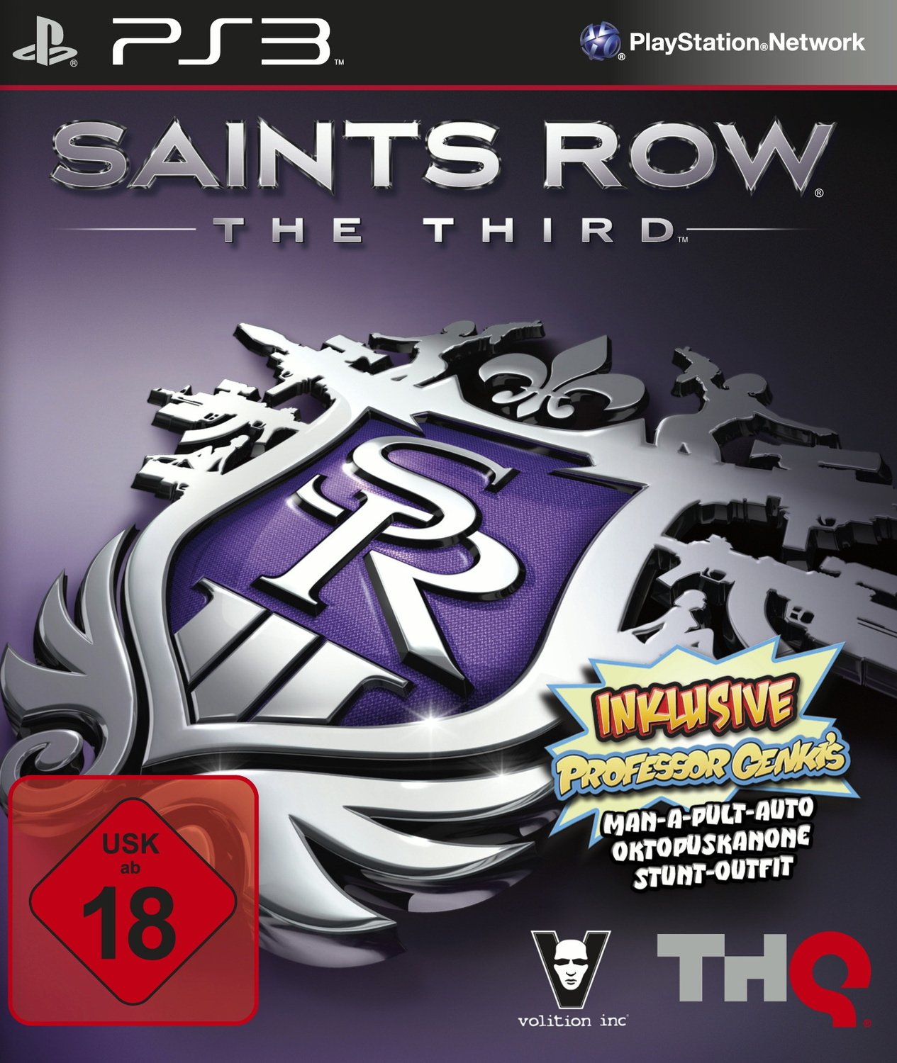 Saints Row: The Third [inkl. Professor Genki´s ...