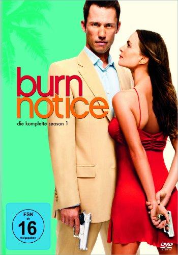 Burn Notice - Season 1 [4 DVDs]