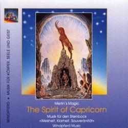 The Spirit of Capricorn. CD. Musik für den Steinbock. ´Weisheit, Klarheit, Souveränität´