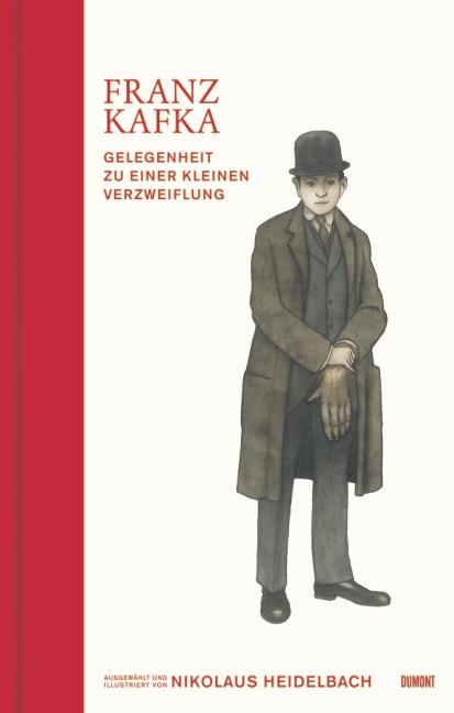 Gelegenheit zu einer kleinen Verzweiflung - Franz Kafka