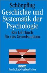 Geschichte und Systematik der Psychologie - Wol...